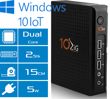 Thin Client 10ZiG 4410 Features