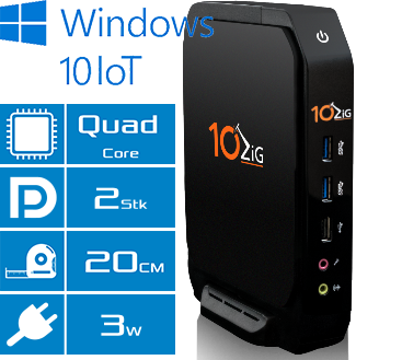 Thin Client 10ZiG 5910q Features