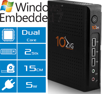 Thin Client 10ZiG 4417 Features