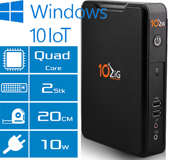 Thin Client 10ZiG 5810q Features