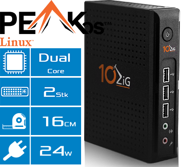 Thin Client 10ZiG 4402 Features