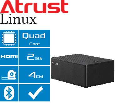 Atrust Citrix Thin Client t32C Features