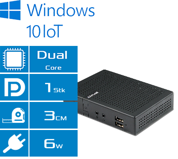 Atrust Windows 10 IoT Thin Client t68WD10 Features