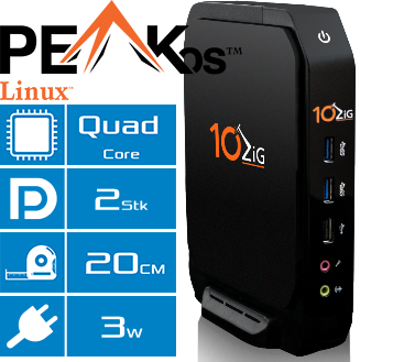 Thin Client 10ZiG 5972q Features
