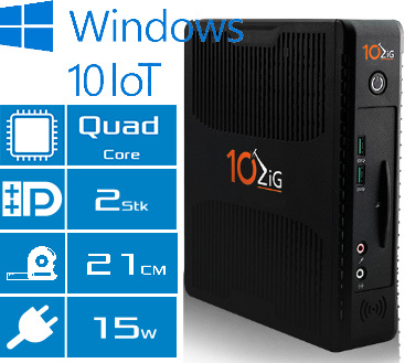 Thin Client 10ZiG 7810q Features