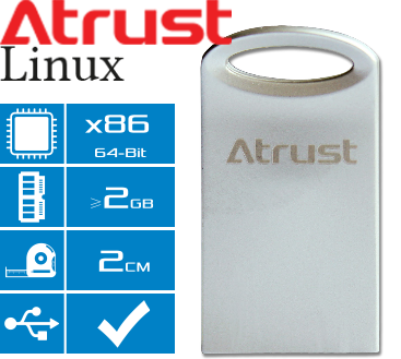 Atrust USB Konverter P2T USB Features