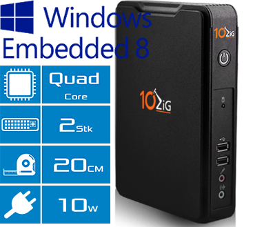 Thin Client 10ZiG 5818q Features